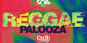 Reggae Palooza @ SOB's