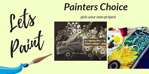 Painter Choice Paint Party