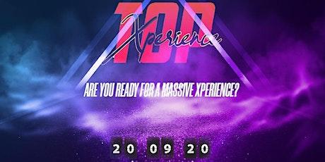 TopXperience 2.0 tickets