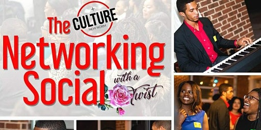The Networking Social with a Twist