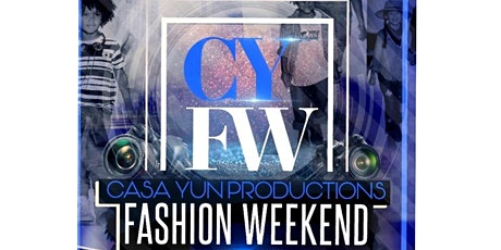 CYFW Registration Fee ATL May1st-May3rd tickets