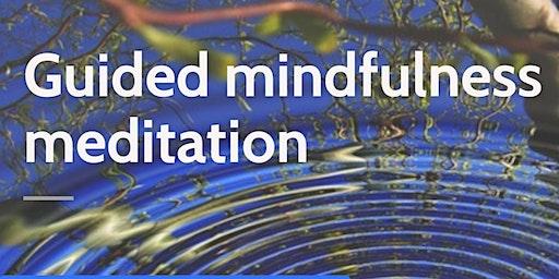 Guided Mindfulness meditation, Wallingford