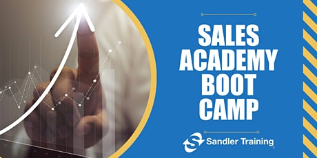 Sandler Sales Academy Boot Camp tickets