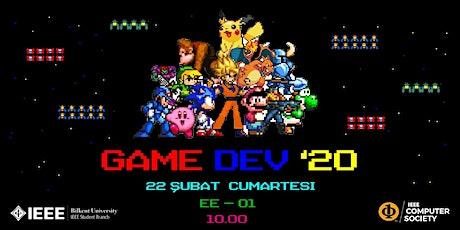 Game Development 20' tickets