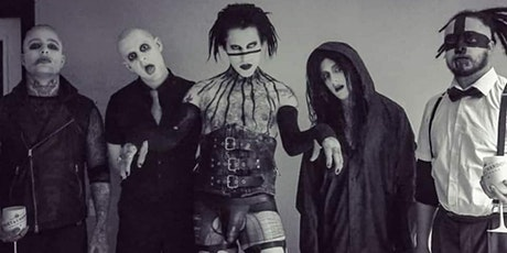 Marilyn Manson Tribute - Spouky Kids.  tickets