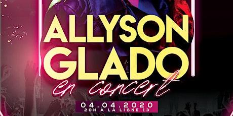 Live Allyson Glado ( + Mickael Dedji ) billets