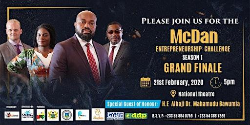 McDan Entrepreneurship Challenge Grand Finale, Season 1