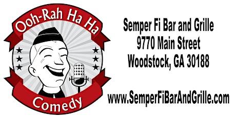 OOH-RAH HA HA Comedy - February 29, 8pm. tickets