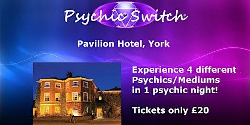 Psychic Switch - York