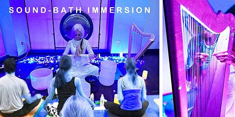 Live-Stream Sound-Bath Immersion Encino (1.5 hrs) tickets