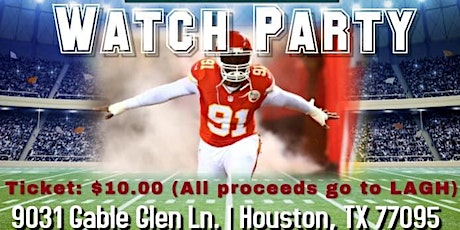Liberian Association of Greater Houston Superbowl Watch tickets