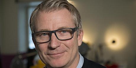 Marknadschefslunch med Fredrik Magnusson biljetter