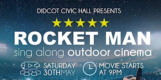 Outdoor Cinema - Rocketman: Sing-Along