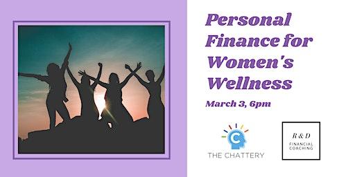 Personal Finance for Women's Wellness