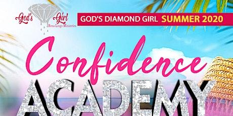 Gods Diamond Girls Confidence Academy  Summer 2020 tickets