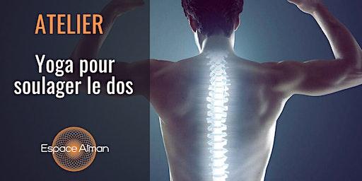 Atelier | Yoga pour soulager le dos