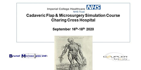 Imperial Cadaveric Flap Course tickets