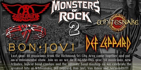 Monsters of Rock 2 tickets