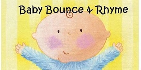 Quedgeley Library - Baby Bounce & Rhyme - Thursdays tickets