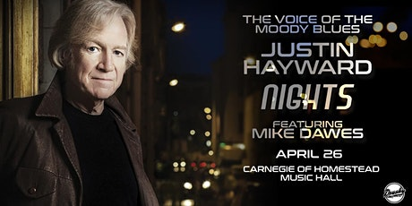 Justin Hayward – Nights tickets