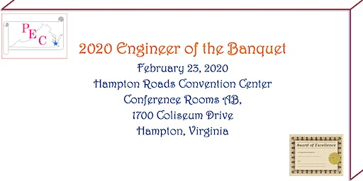 2020 PEC Engineer of the Year Banquet