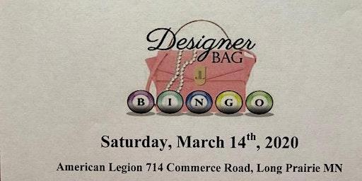 DESIGNER PURSE BINGO- SATURDAY, MARCH 14TH - DOORS OPEN @ 5PM