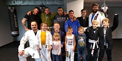 Children's Introduction to BJJ - Including FREE GI - March 2020