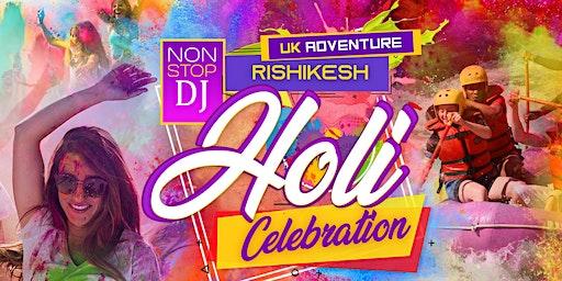 Holi Party & Celebration In Rishikesh