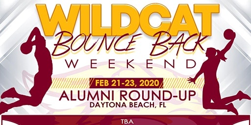 WILDCAT BOUNCE BACK WEEKEND