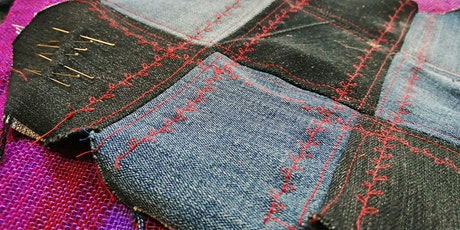 Patchwork and Quilting tickets