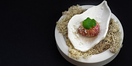 Modern eclectic Indian tasting menu tickets