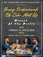 Brunch At The Bistro : Young Professionals Of Color Meet Up