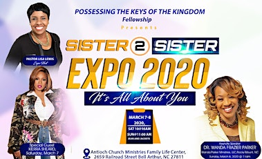 "2020 Women's Expo ~ ""It's All About You"" tickets"