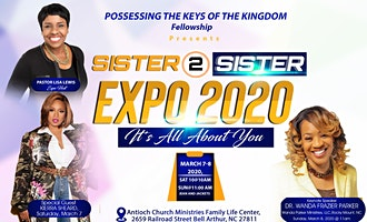 """2020 Women's Expo ~ """"It's All About You"""""""