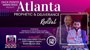 ATLANTA PROPHETIC REVIVAL