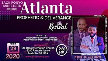 ATLANTA PROPHETIC REVIVAL