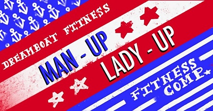 MAN- UP & LADY-UP tickets