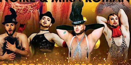 Daddy & Friends!  All Male Burlesque Revue! tickets