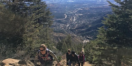 Manitou Incline group hike tickets