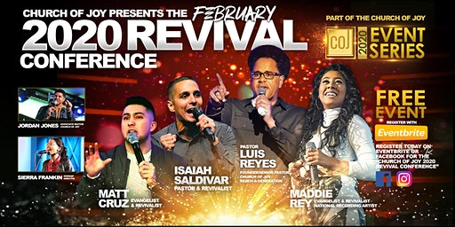 Church of Joy 2020 Revival Conference