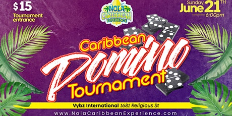 Caribbean Domino Tournament tickets
