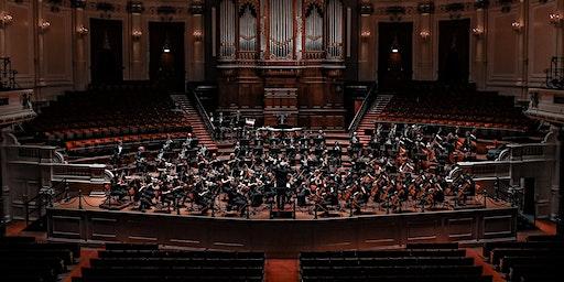 USConcert o.l.v. Bas Pollard - De 9e Symfonie van Beethoven