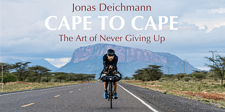 Cape to Cape - The Art of Never Giving Up - Amsterdam tickets