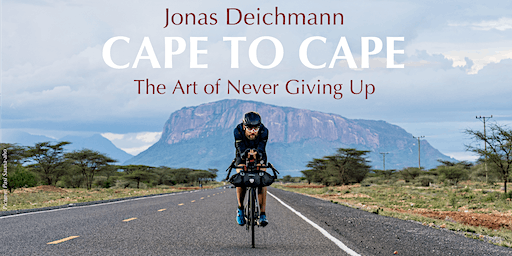 Cape to Cape - The Art of Never Giving Up - Amsterdam