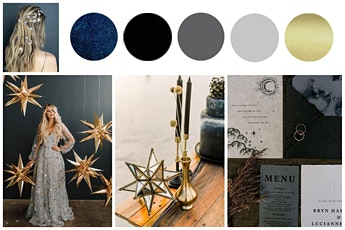 Celestial Dreams- A Styled Shoot tickets