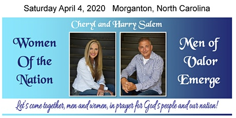 Women Of The Nation/Men Of Valor Emerge tickets