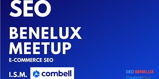 SEO Benelux Meetup Gent '20: E-COMMERCE SEO