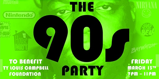 90s Party Presented by Partners Gym, Wood and Fire, Get Down Entertainment