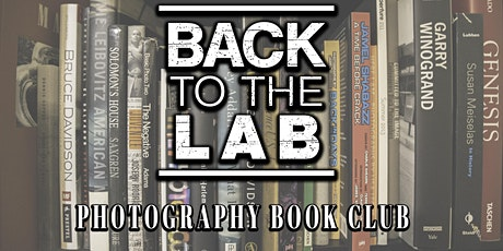 Back To The Lab Photography Book Club: Dawoud Bey on Photographing People and Communities, The Photography Workshop Series tickets