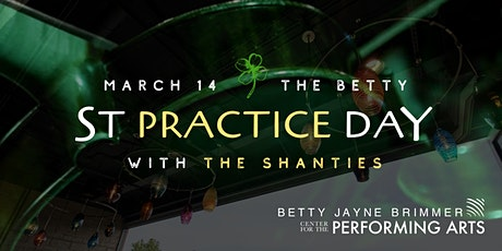 St. Practice Day at the Betty tickets